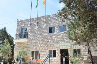 Gästehaus Talitha Kumi in Palästina bei Bethlehem