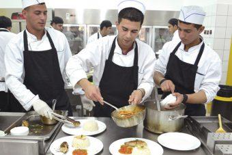 Hotelfachschule Talitha Kumi in Palästina bei Bethlehem